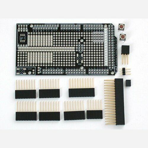 Mega protoshield for Arduino