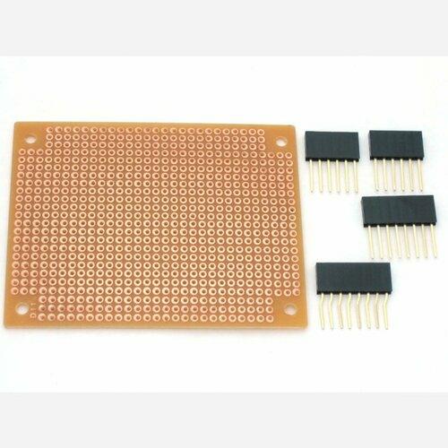 DIY shield for Arduino