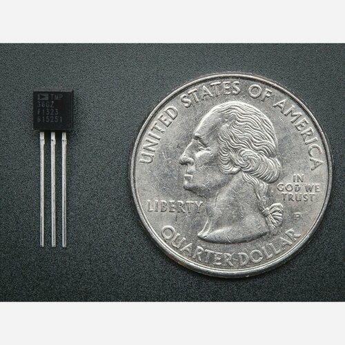 TMP36 - Analog Temperature sensor [TMP36]