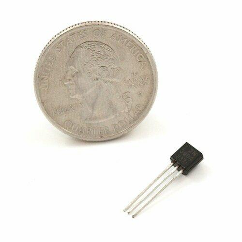 Transistor - NPN (2N3904)
