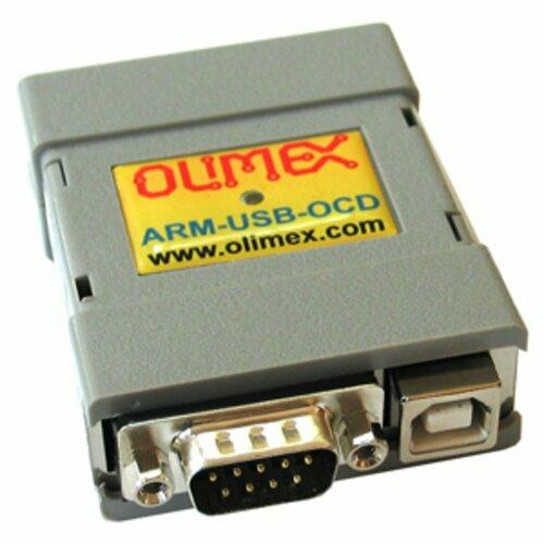 JTAG USB OCD Programmer/Debugger for ARM processors