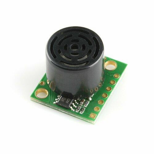 Ultrasonic Range Finder - LV-MaxSonar-EZ2