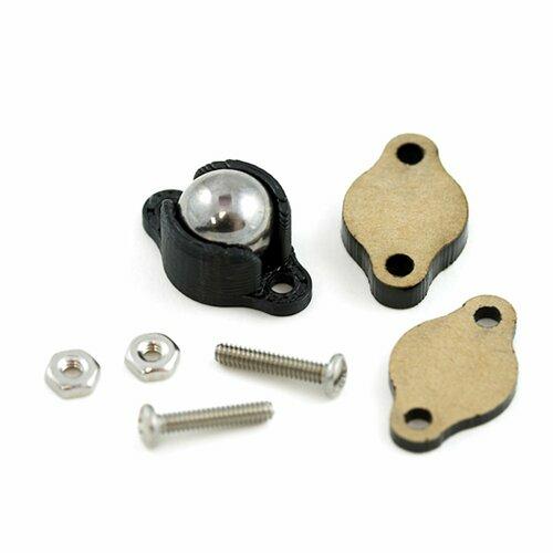 Ball Caster Metal - 3/8