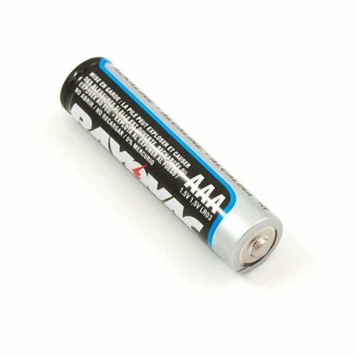 750 mAh Alkaline Battery - AAA