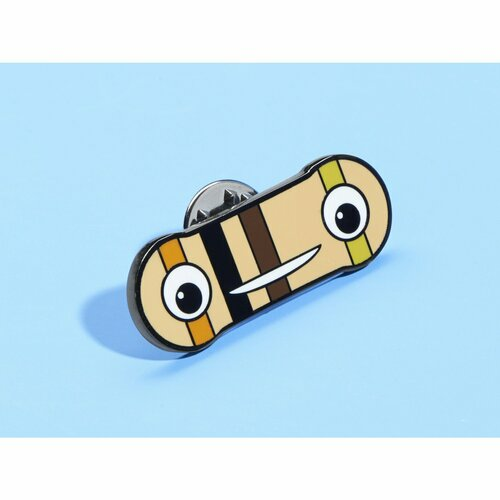 Mho Limited Edition Enamel Pin