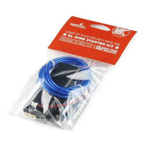 EL Wire Starter Kit