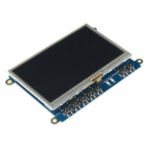 Beaglebone Black Cape - LCD (4.3)