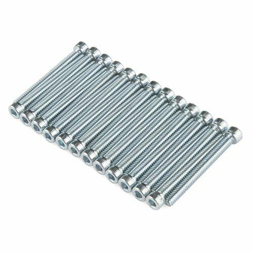 Machine Screw - Socket Head (6-32 ; 1-3/8; 25 pack)