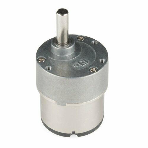 Standard Gearmotor - 1 RPM (3-12V)