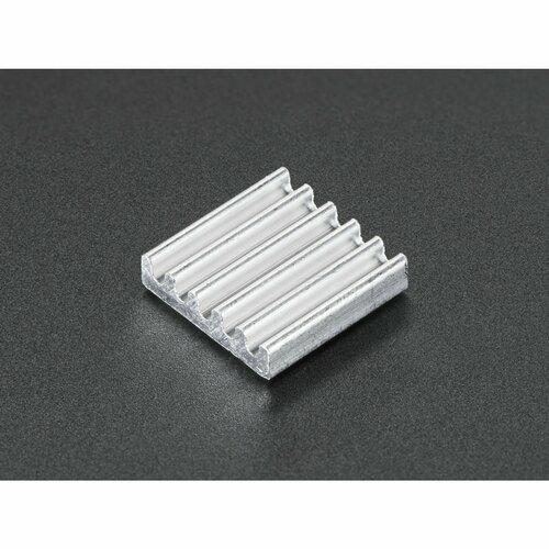 Mini Aluminum Heat Sink for Raspberry Pi - 13 x 13 x 3mm