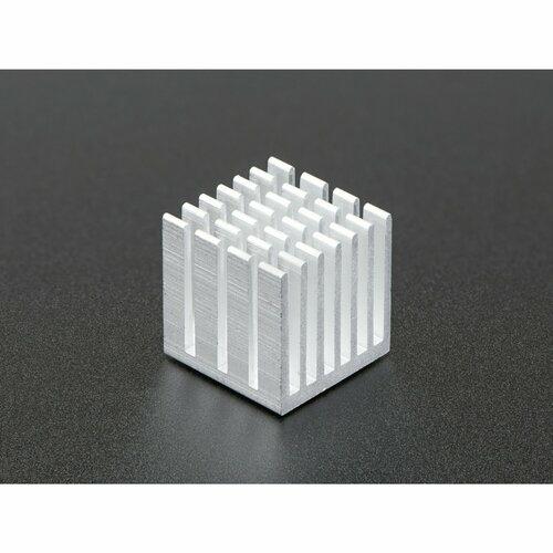 Aluminum Heat Sink for Raspberry Pi 3 - 15 x 15 x 15mm