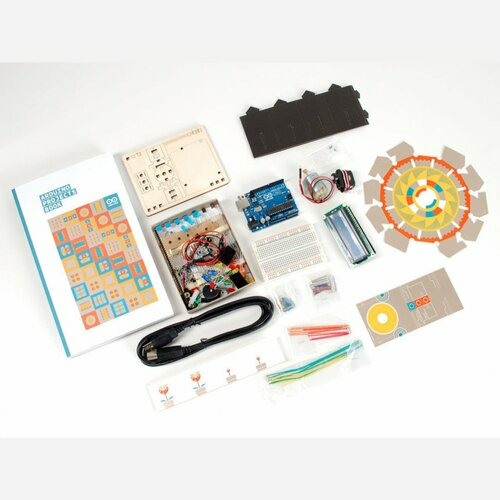 Arduino Starter Kit from Arduino.cc