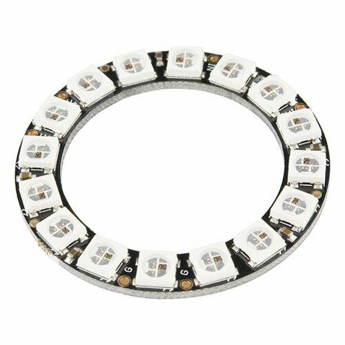 NeoPixel Ring - 16 x WS2812 5050 RGB LED
