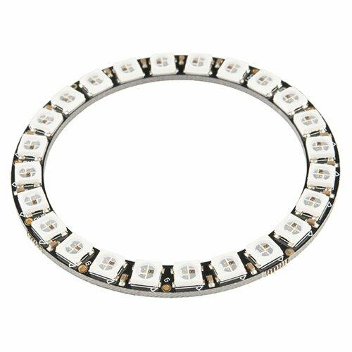 NeoPixel Ring - 24 x WS2812 5050 RGB LED
