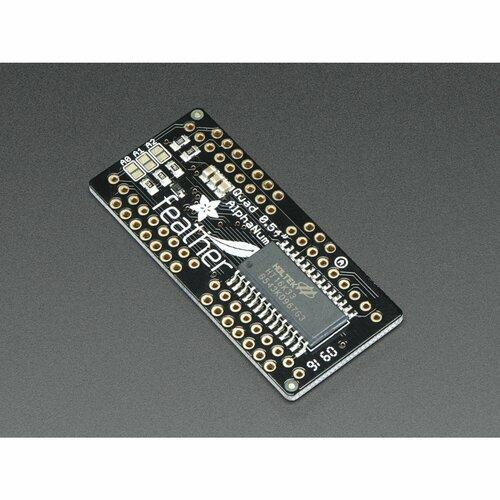 Adafruit 14-Segment Alphanumeric LED FeatherWing
