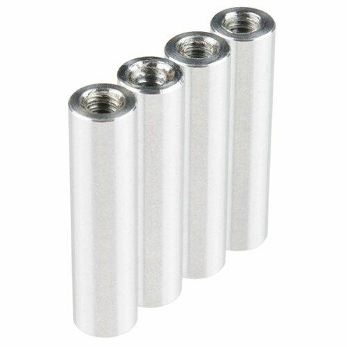 Standoff - Aluminum Threaded (6-32; 1, 4 Pack)