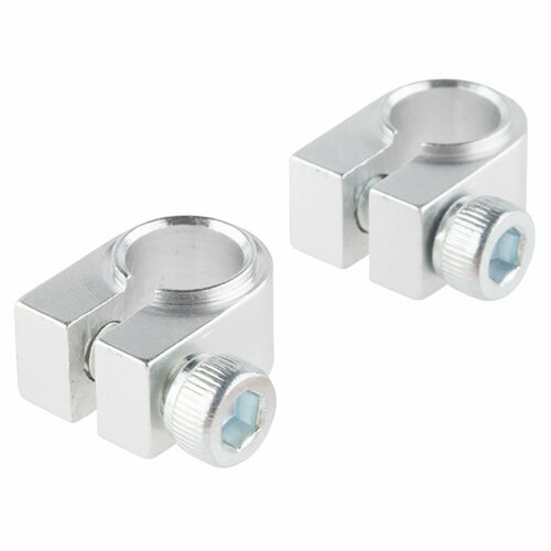 Shaft Collar - Clamp (1/4, 2 Pack)
