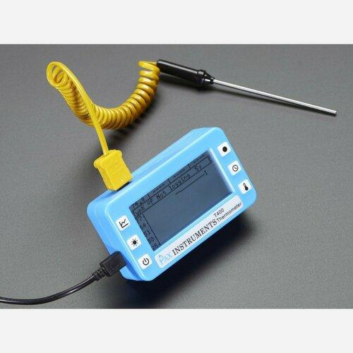 Pax Instruments T400 Temperature Datalogger Set