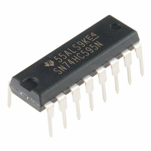 Shift Register 8-Bit - SN74HC595