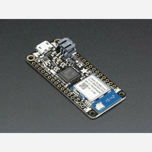 Adafruit Feather M0 WiFi with uFL - ATSAMD21 + ATWINC1500 [fw 19.4.4]