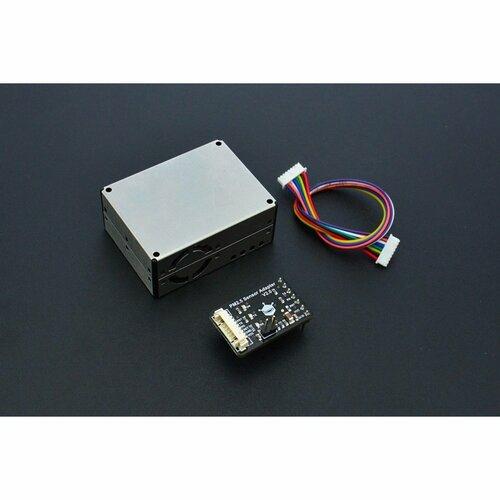 Air Quality Monitor (PM 2.5, Formaldehyde, Temperature  Humidity Sensor)
