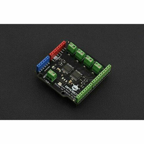 Arduino Quad DC Motor Driver Shield