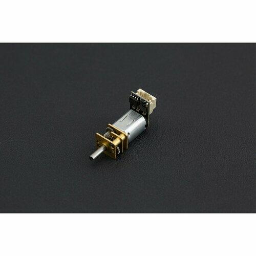 Gravity: Arduino DC Micro Metal Gear Motor w/Driver - 30:1