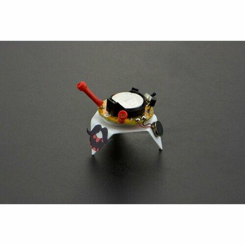 4-Soldering Light Chaser Beam Robot Kit