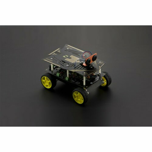 Cherokey:4WD Basic Arduino Robot Building Kit