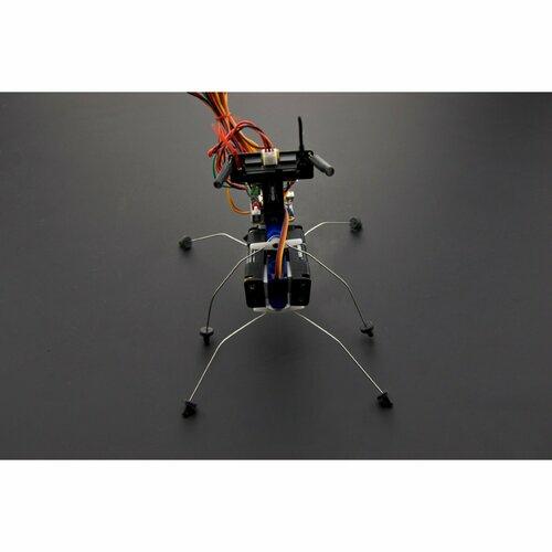 Insectbot Hexa -An Arduino Based Walking Robot Kit For Kids
