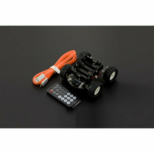 MiniQ 4WD Cross Country Arduino Mobile Robot