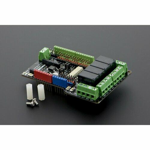 4 Channel Arduino Relay Shield