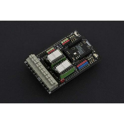 Dual Bipolar Stepper Motor Shield for Arduino (DRV8825)