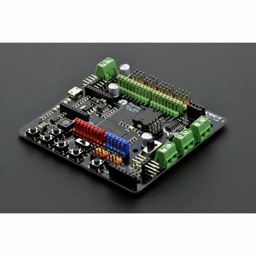 Romeo V2- Arduino Robot Board  (Arduino Leonardo) with Motor Driver