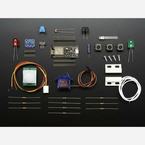 Huzzah! Adafruit.io Internet of Things Feather ESP8266 [WiFi Starter Kit]