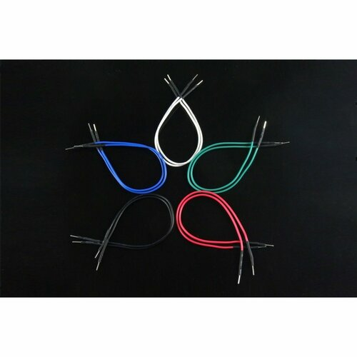 Breadboard Jumper Cables High Quality (30 Pack)