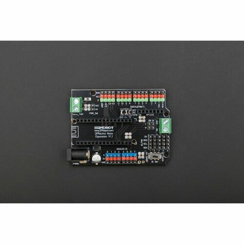 Arduino Nano IO Sensor Shield