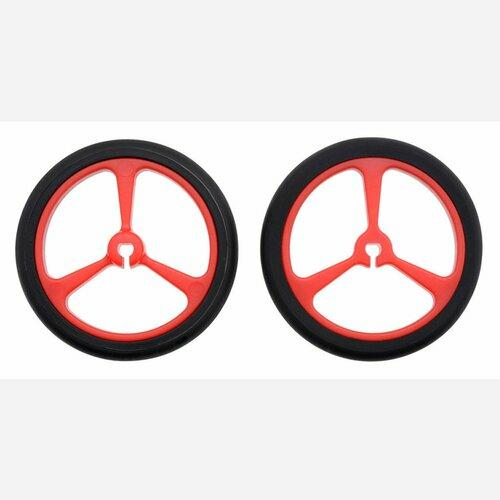 Pololu Wheel 40x7mm Pair - Red