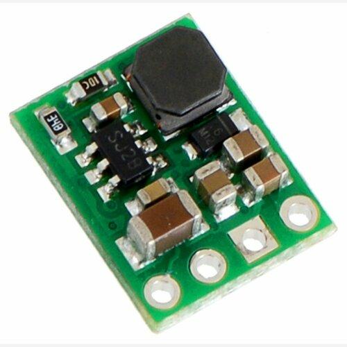 Pololu 3.3V, 300mA Step-Down Voltage Regulator D24V3F3