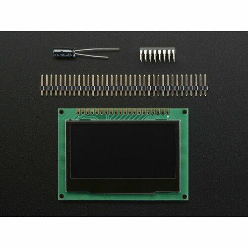 Monochrome 2.42 128x64 OLED Graphic Display Module Kit