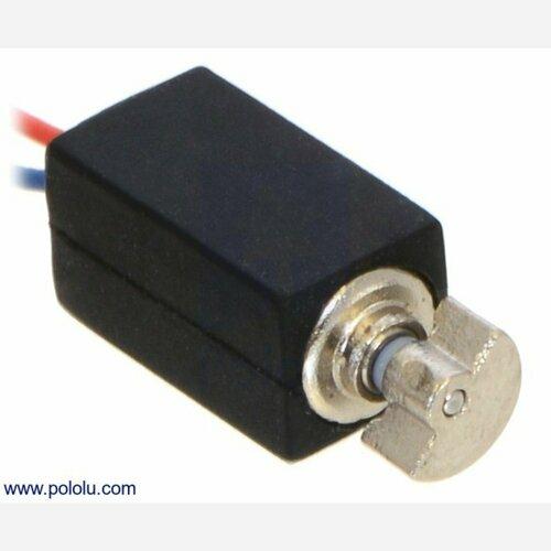 Vibration Motor 11.6x4.6x4.8mm