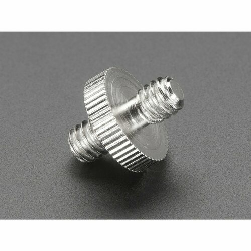 1/4 to 1/4 Screw Adapter - For Camera / Tripod / Photo / Video