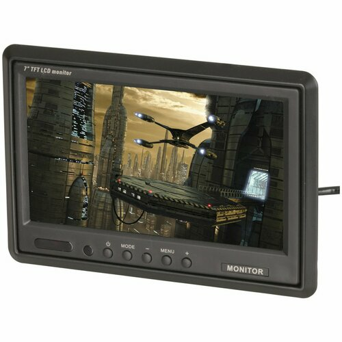 "Wired 7"" Reversing Camera Kit"