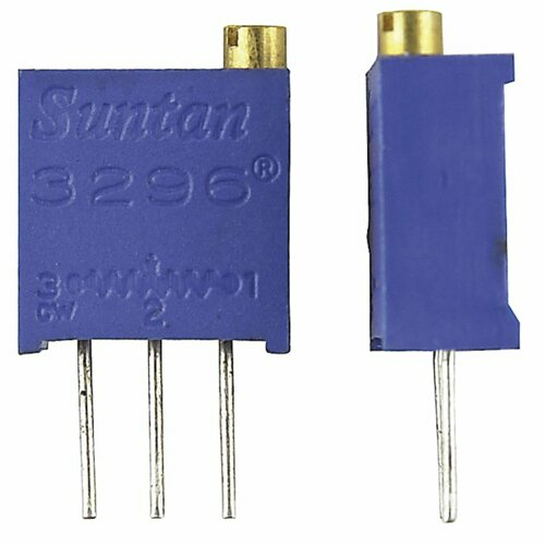 5K Spectrol 25 Turn Trimpot