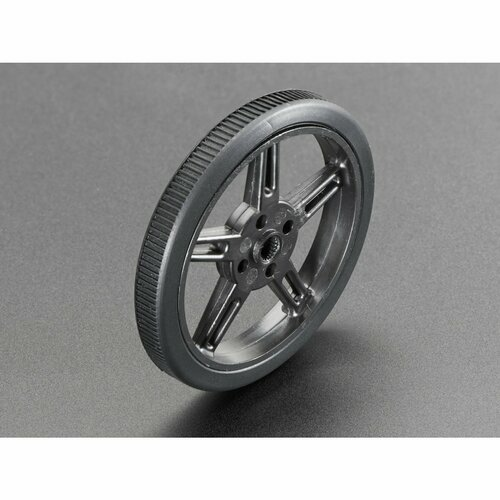 Wheel for Micro Continuous Rotation FS90R Servo