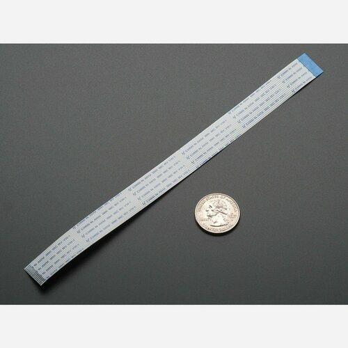 Flex Cable for Raspberry Pi Camera - 200mm / 8