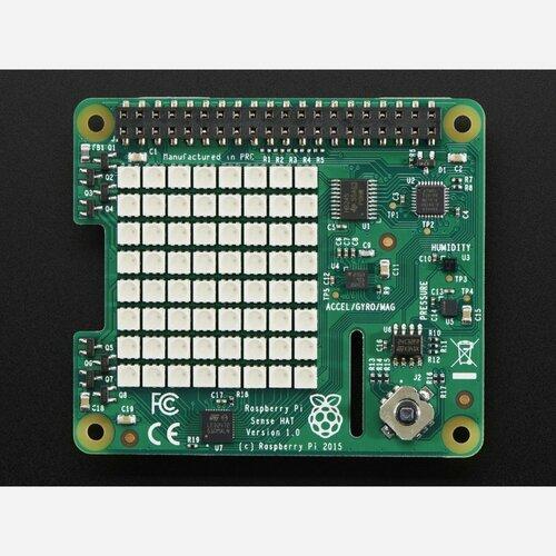 Raspberry Pi Sense HAT [For the Pi 3 / 2 / B+ / A+]