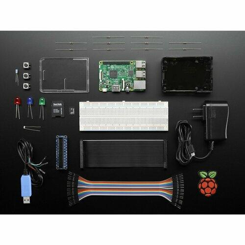 Raspberry Pi 3 Model B Starter Pack - Includes a Raspberry Pi 3