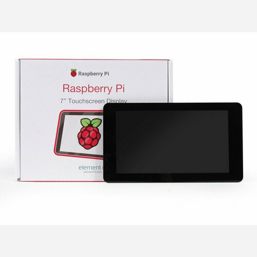 Pi Foundation Display - 7 Touchscreen Display for Raspberry Pi