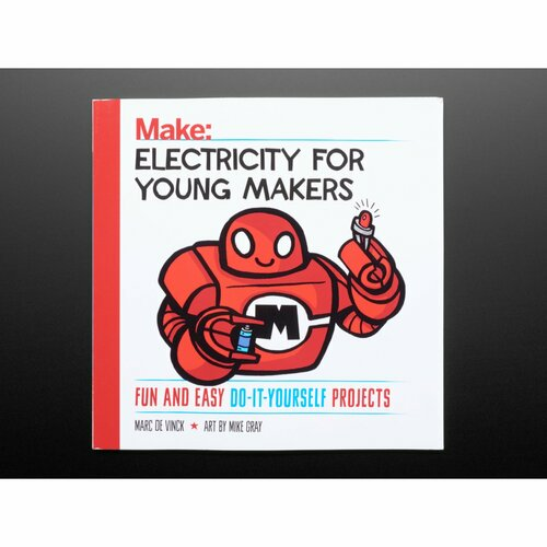 Electricity for Young Makers: Fun  Easy Do-It-Yourself Projects